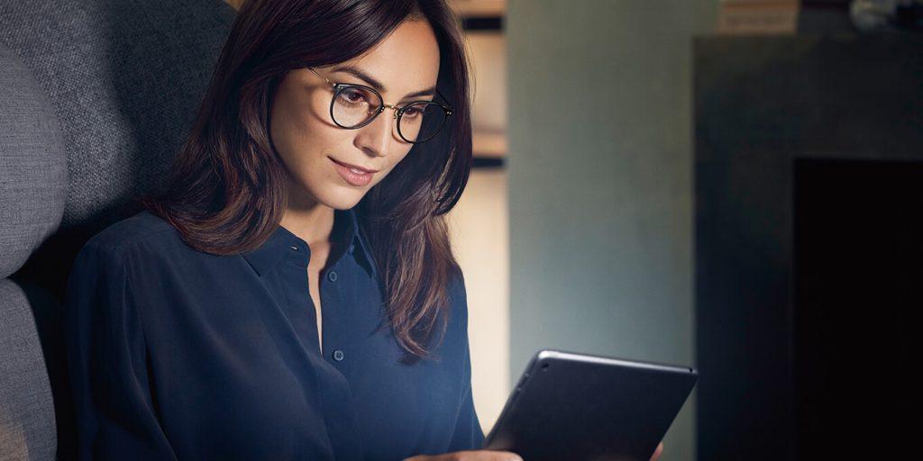 Więcej radości z lektury dzięki indywidualnie dobranym okularom do czytania