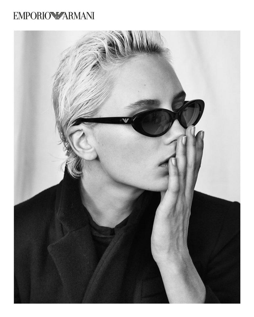 Empoiro Armani okulary przeciwsłoneczne