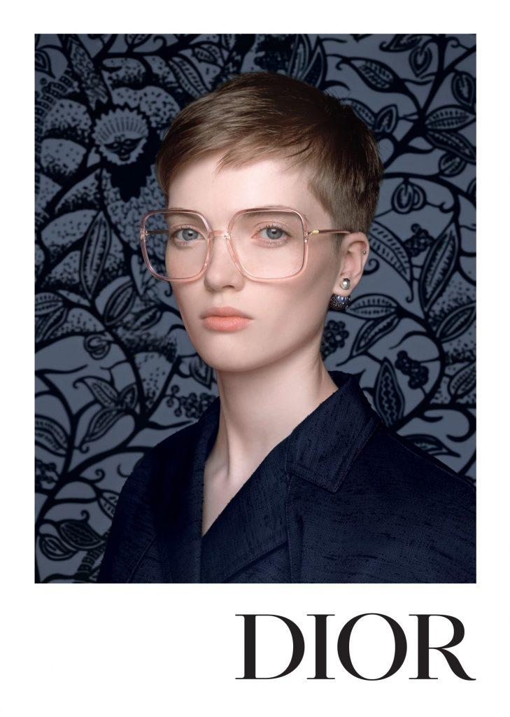 Dior okulary korekcyjne jesień zima 2020 2021 DIOR SOSTELLAIREO1
