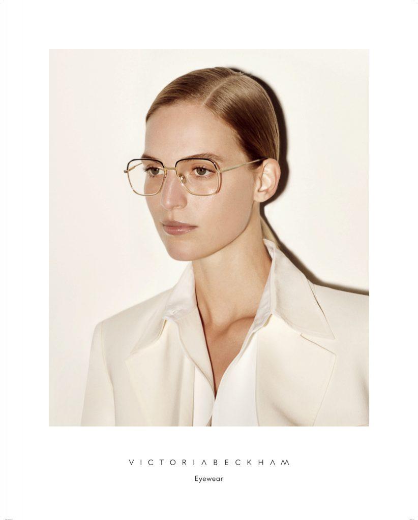 victoria beckham okulary korekcyjne jesień zima 2020 2021