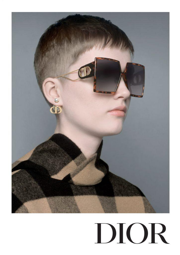 dior okulary przeciwsłoneczne jesień zima 2020 2021-1