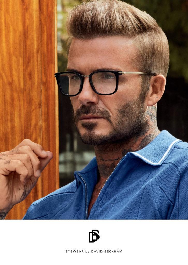 David Beckham okulary korekcyjne DB 7060F-1