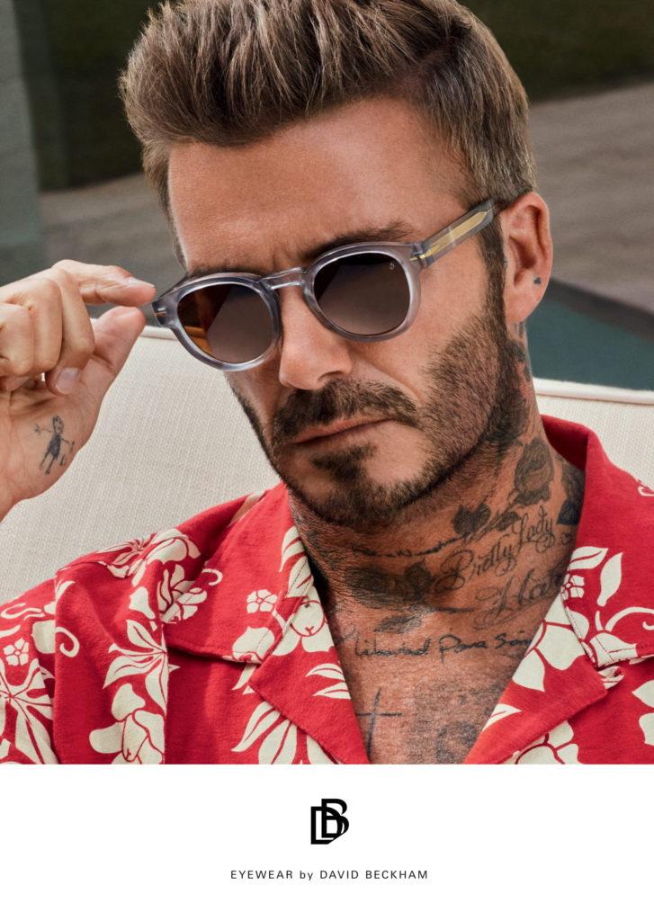 David Beckham okulary przeciwsłoneczne DB 7041S-1